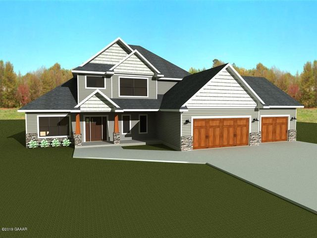 New 3 BR 3 BA home ready to be built on Lake Geneva Golf Course!  See Supplement for more details. This plan includes a private Owner's Suite on the main floor with 2 additional BR's on  2nd floor-Triple att garage-granite counters & more! Conveniently located 5 minutes from Alex! Geneva Golf Club features a 27-hole championship course! Walking distance to the Club's restaurant & driving range. Bike and hike on the nearby Central Lakes Trail!  Owner is agent. Just 2 hours NW of the Twin Cities