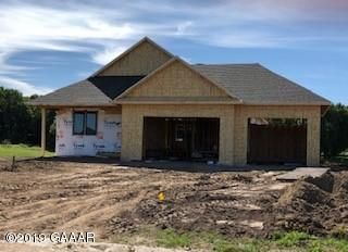 Very nice 4 bedroom, 3 bath newly constructed home featuring main floor laundry, gas fireplace, large family room, awesome kitchen, triple garage.
