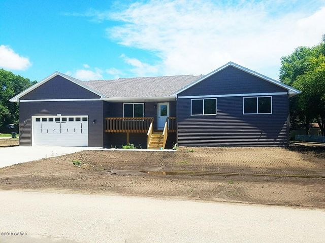 New Construction just completed!  3 bedroom, 1 bathroom upstairs.  Basement is unfinished, potential for an additional 2 beds, 1 bath (plumbing is stubbed in)  .  Stainless Steel appliances, lawn recently hydroseeded, large double garage.  Ready to move in before winter!  Listing agent is CEO with WCMCA.