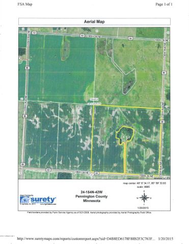 TBD JCT of 180th ST NE &230th Avenue NE, Thief River Falls, MN 56701