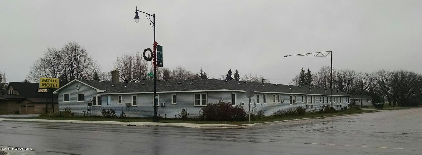 309 Main Street W, Baudette, MN 56623