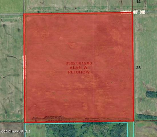 TBD JCT OF 190th St NE & 270th Avenue NE, Goodridge, MN 56725