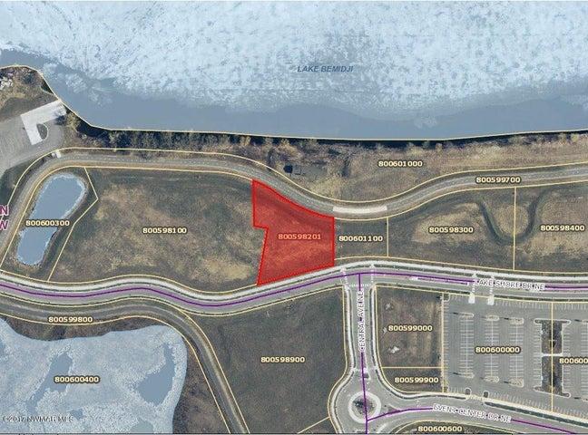 TBD Lake Shore Drive NE, Bemidji, MN 56601