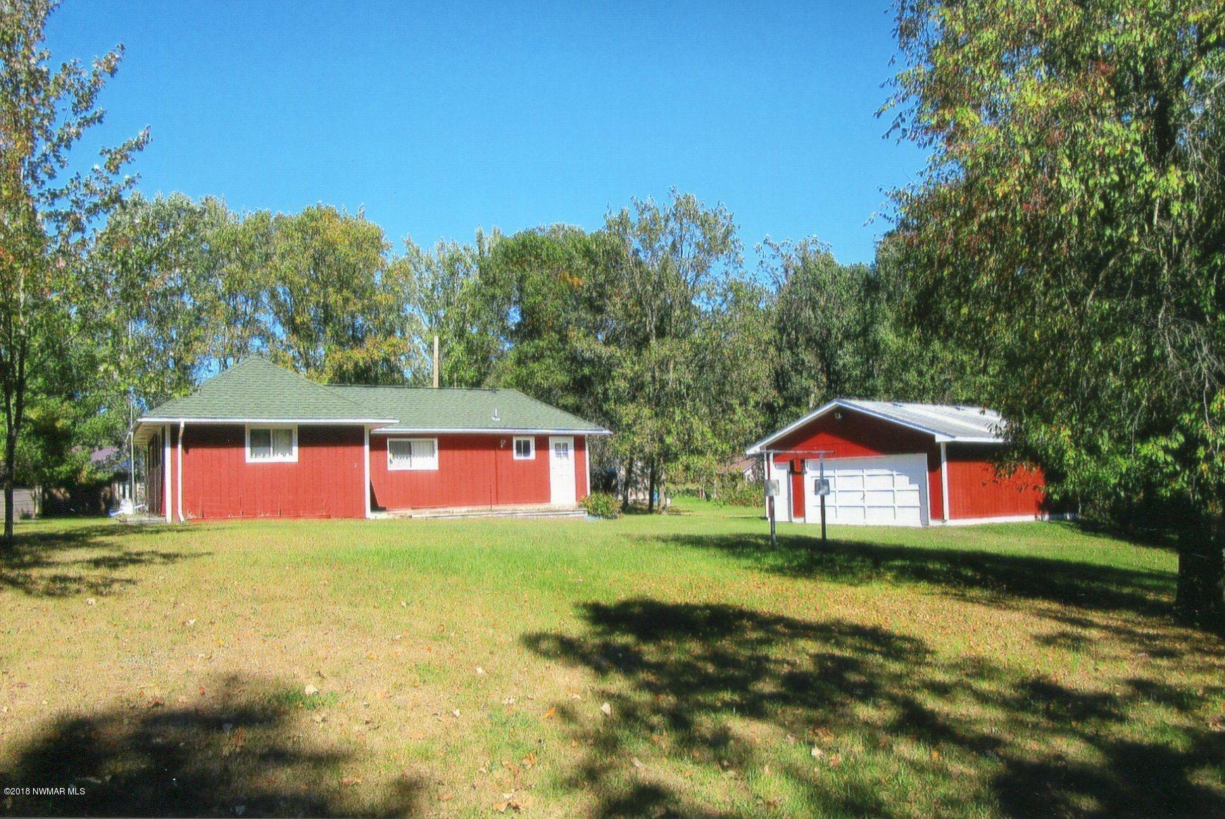 13384 Centerline Road NW, Shevlin, MN 56676
