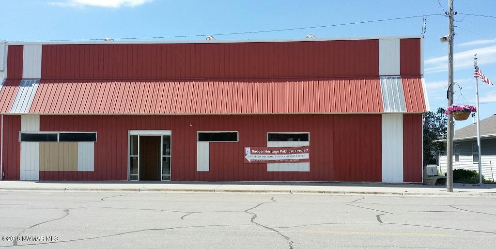 107 N Main Street, Badger, MN 56714