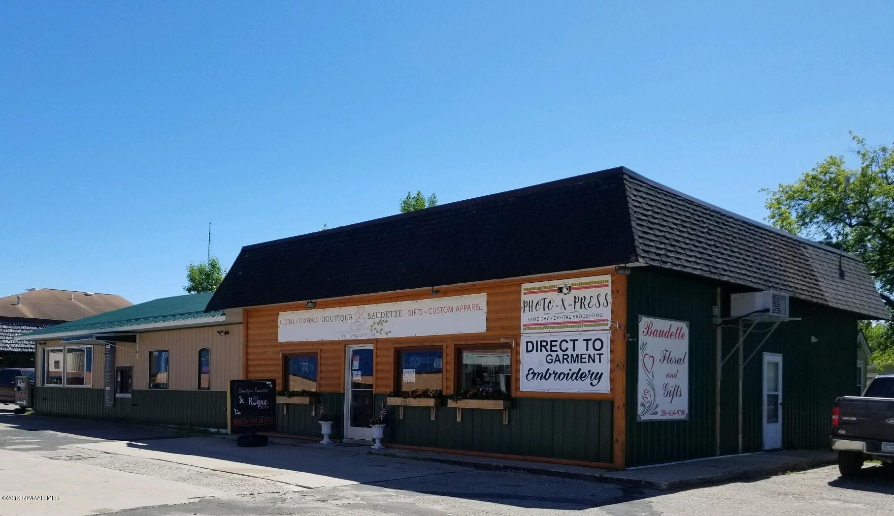 211 Main Street W, Baudette, MN 56623
