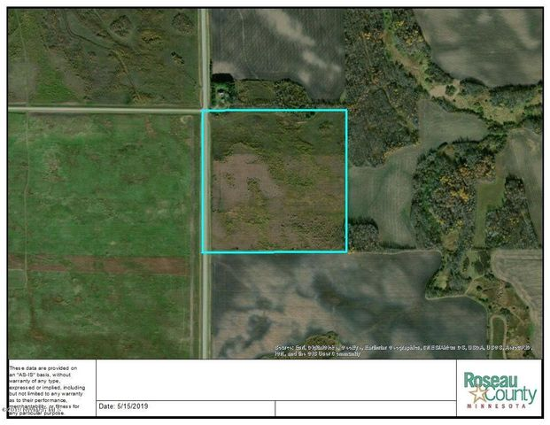 TBD Co. Rd. 9 Road, Roseau, MN 56751
