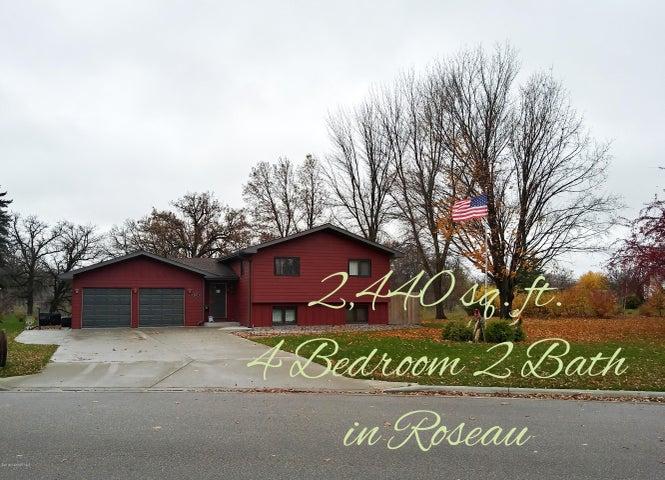 401 7th Avenue SE, Roseau, MN 56751