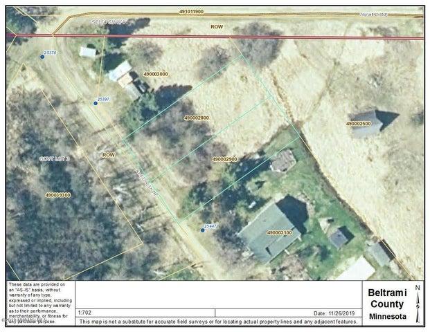 Lot 1&2 Red Dog Lane NE, Waskish, MN 56685