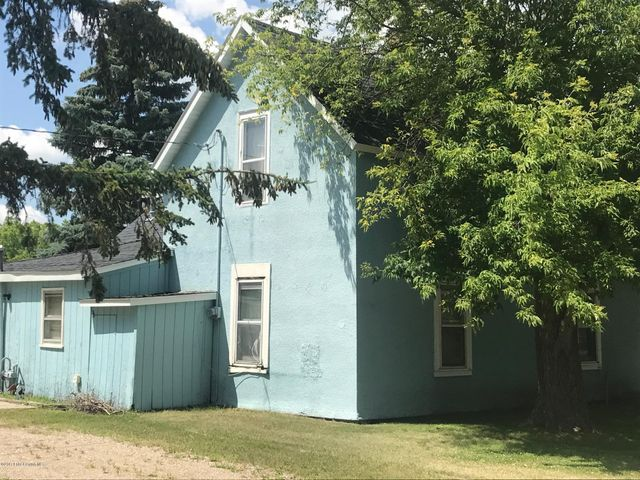 Beautiful tree'd Corner Lot w/newer 2+ garage, 3 bdrm/house needs ''a little love'' sold ''As Is''
