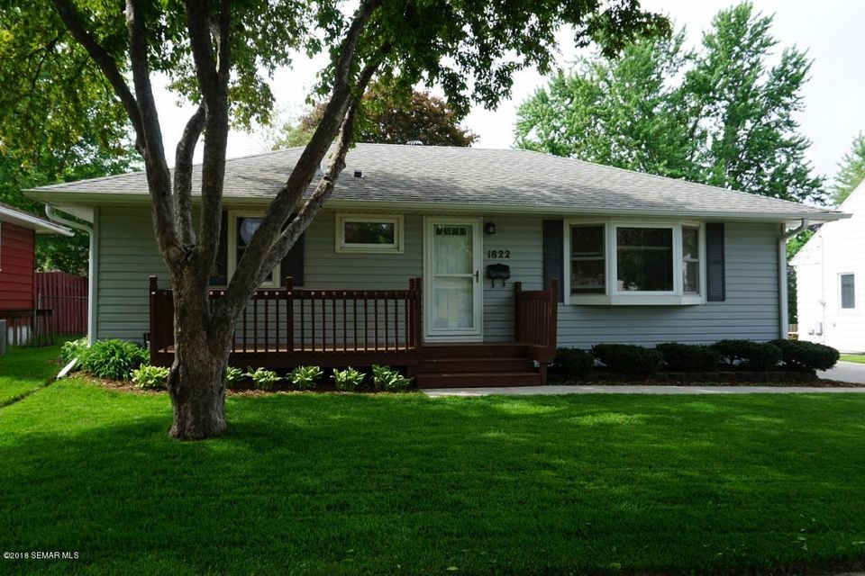 1822 NW 17 1/2 Street NW Street Rochester, MN 55901 - MLS #: 4088246