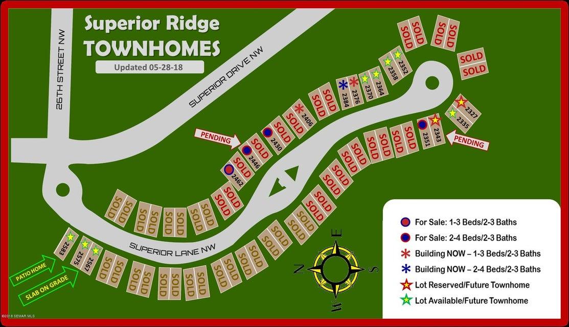 2430 NW Superior Lane NW Lane Rochester, MN 55901 - MLS #: 4085993
