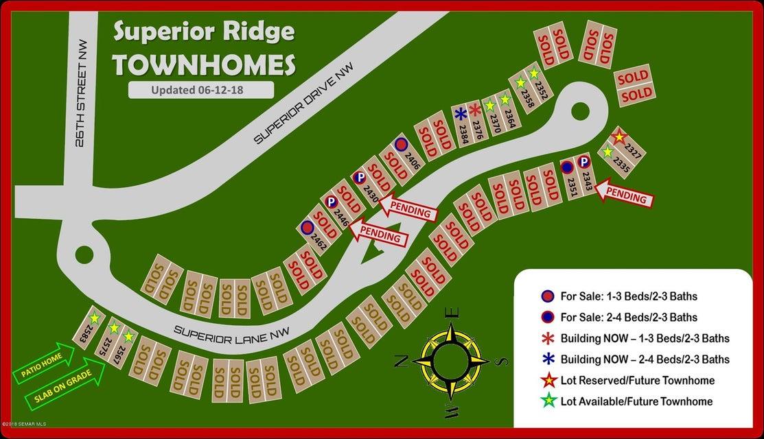2351 NW Superior Lane NW Lane Rochester, MN 55901 - MLS #: 4085992