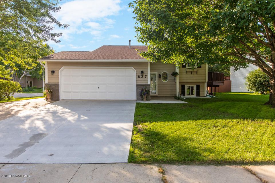 627 NW 33rd St Lane NW Lane Rochester, MN 55901 - MLS #: 4089190