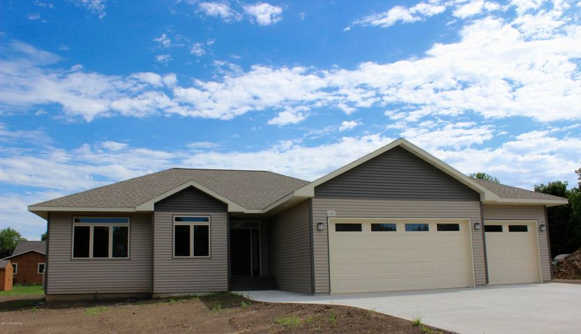 4 Bedroom, 3 Bath, 1 Story Home with 3 Stall Attached Garage