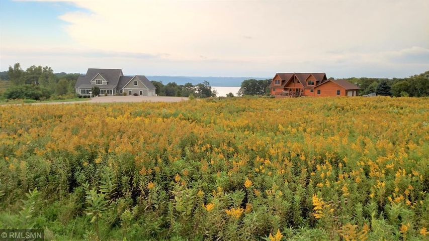 Lot 11, Blk 2, 2.16 Acres Goldenrod in full bloom. Beautiful views of Lake Pepin!