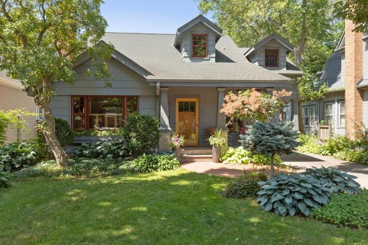Edina Morningside Charmer that offers walkability to neighborhood coffee shops, wine store, co-op, favorite restaurants, and City Lakes just a bike ride away. A perfect blend of easy urban living with Edina Schools and Edina taxes.
