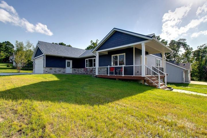552 Forest Lane in Medford Minneosta. Discover the benefits of energy efficiency in this lovely new construction home!