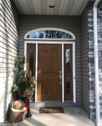 Your Covered Front Door to 1213 15th Street SE