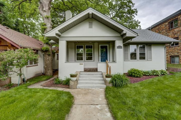 This beautiful updated 1920's one-story home is situated in a quiet, peaceful neighborhood and is completely move-in ready.
