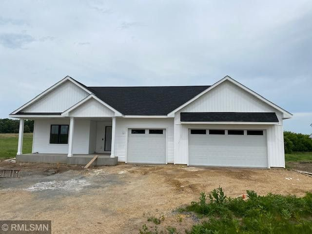 New home construction slated for completion August 1, 2020