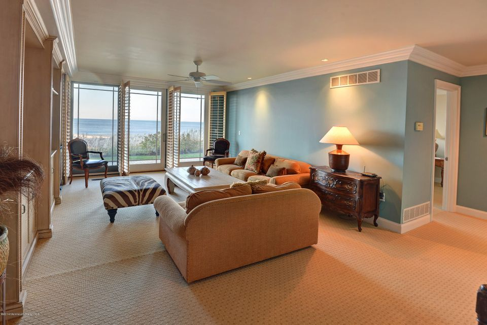 Oceanfront Family Room