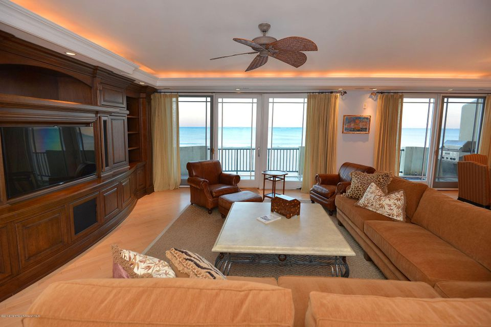 Oceanfront Formal Living Room