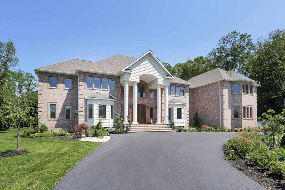 5 Etzkorn Court, Lincroft, NJ 07738