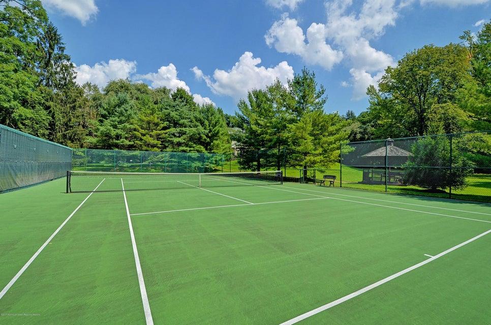 USTA Tennis Court
