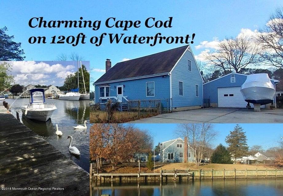 Lanoka Harbor Waterfront Homes For Sale