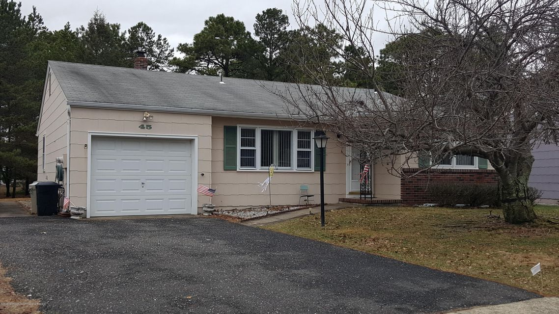 45 Whitaker Drive Toms River 08757 Sold Listing Mls 21805976