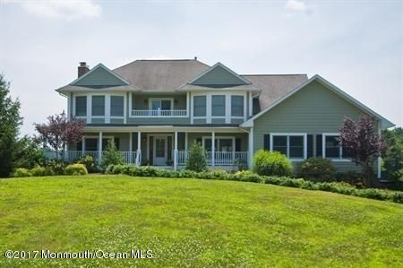 5 Dressage Court, Millstone, NJ 08535