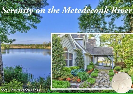 Serenity on the Metedeconk River!