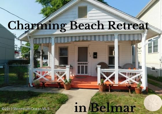 Welcome to 516 15th Avenue in Belmar!