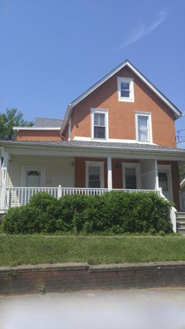 """Amazingly affordable investment with so many possibilities in a great neighborhood. This home has a new roof and over 2,000 square feet that can convert back to a single or keep the 2 family for the income. House needs to be gutted and restored. This is an """"AS IS""""sale. Vacant and easy to show. Upstairs has a walk up attic. Come view the possibilities, take advantage of this great price, and restore this gem in the rough!"""
