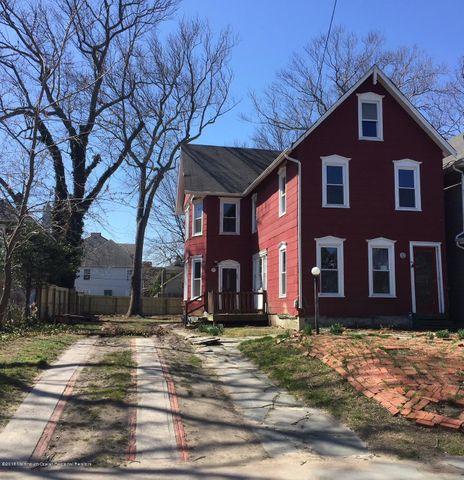 Beautiful 50 x 150 lot available in Asbury Park, East of Main Street. The existing structure has already been gutted to the studs. Bring your architect and your imagination to bring this home back to life. This property is located in the ''R2'' Zone, which allows 2-4 Family Residential use.