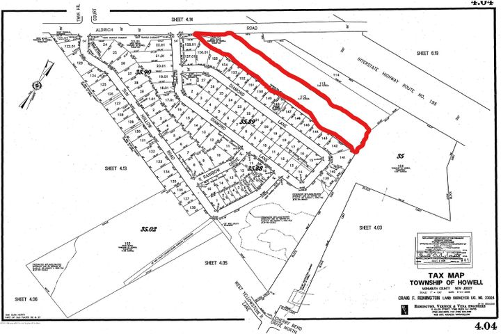 Possible subdivision in R-3 zone..  previous plans on file for subdivision with neighbors property.  House would need to be torn down to build other.. 4-5 homes, possibly up to 10!