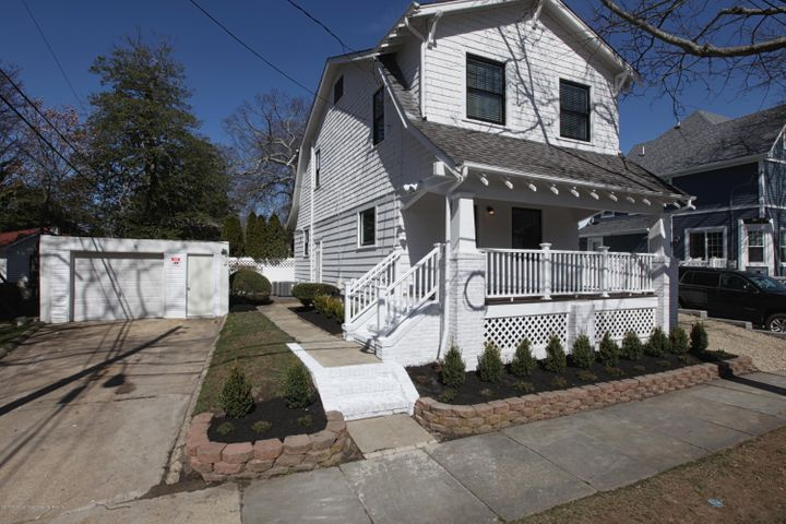 SUMMER RENTAL. Spend the summer in this newly renovated house with lake views from the front porch. only 4 blocks to the beach and the famous Asbury Park boardwalk.  Enjoy the Music, restaurants and Art scene.  monthly rental $14,000summer rental $40,000cleaning fee $250