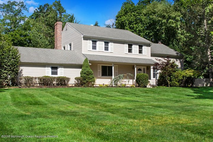 40 Maple Drive, Colts Neck, NJ 07722