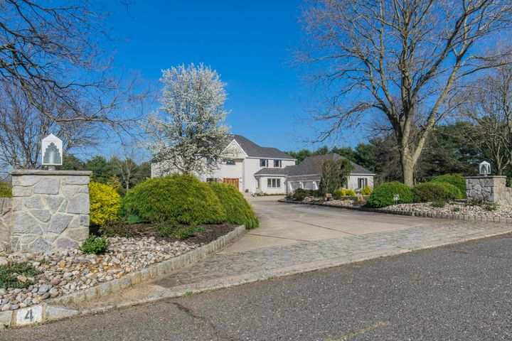4 Pheasant Drive, Colts Neck, NJ 07722