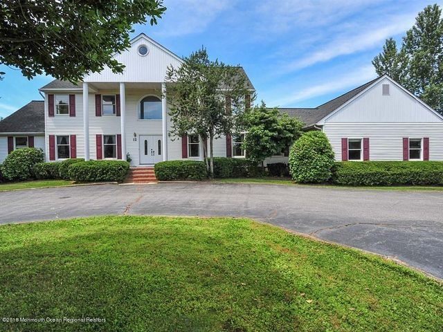 12 Mine Brook Road, Colts Neck, NJ 07722