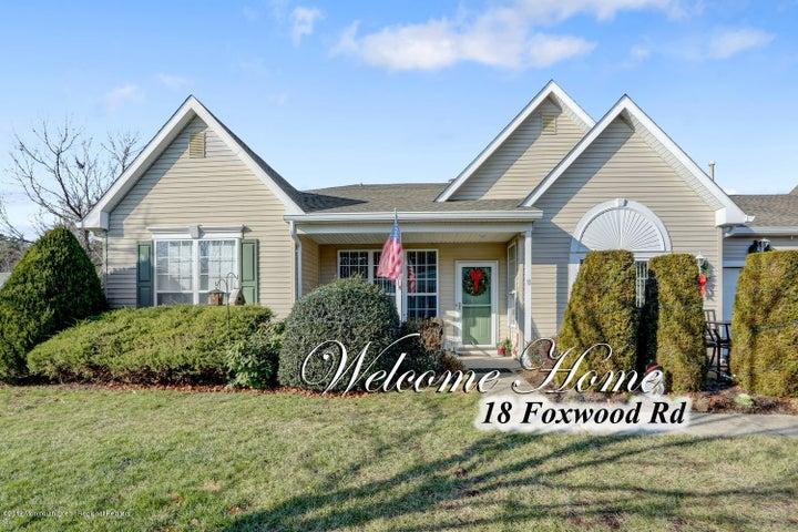 18 Foxwood Road, 100A, Lakewood, NJ 08701