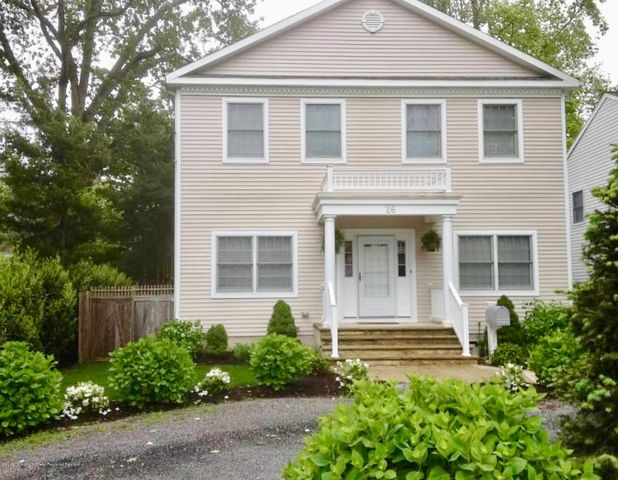 Boosting 3 large bedrooms (2 with walk-in closets) and laundry center on 2nd floor. 1st floor features a room with walk-in closet in additional to 2-gathering rooms.