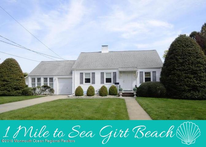 2186 Village Road, Sea Girt, NJ 08750