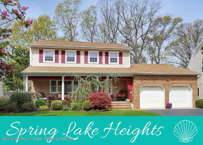 3 Blair Court, Spring Lake Heights, NJ 07762