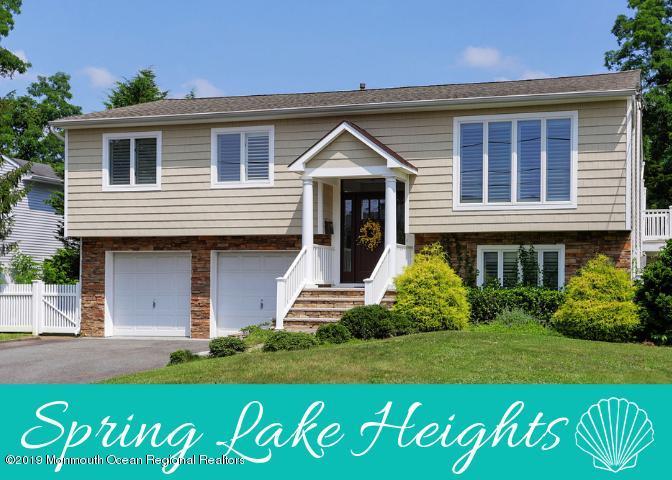 1008 Shenandoah Drive, Spring Lake Heights, NJ 07762