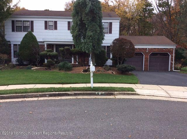 7 David Court, Marlboro, NJ 07746
