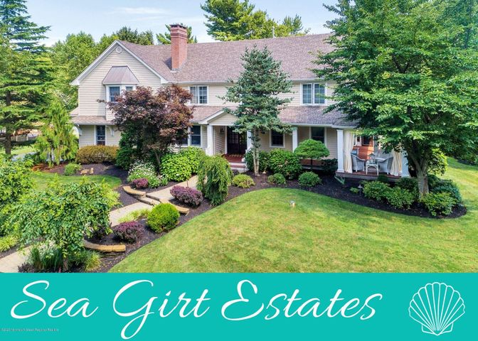 2146 Cottonwood Drive, Sea Girt, NJ 08750