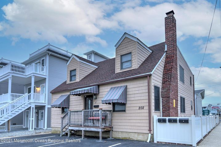 202 Fremont Avenue, A1, Seaside Heights, NJ 08751