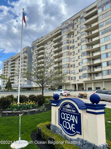 Ocean Cove, a luxury oceanfront condominium in the West End section of Long Branch, NJ!